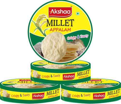 AKSHAA MILLETS APPALAM