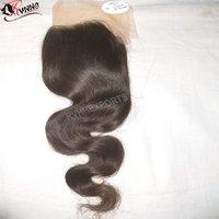 Human Hair Weave Closure
