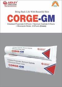 Clobetasole Propionate 0.05% + Neomycin Sulphate 0.5% + Miconazole Nitrate 2.00%