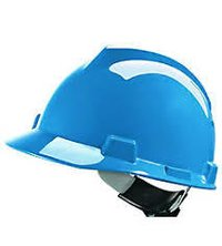 MSA V-GUARD SAFETY HELMET
