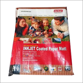 Matt Coated Paper