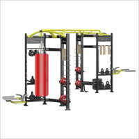 I Shape Impulse Zone Gym Machine