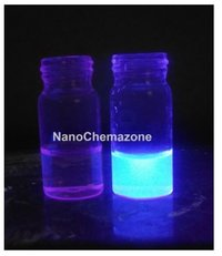 Blue Luminescent Hydrophilic Graphene Quantum Dots