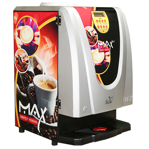 4 & 6 Lane Tea Vending Machine