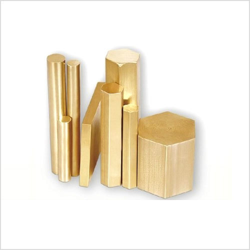 Brass Rods & Profiles