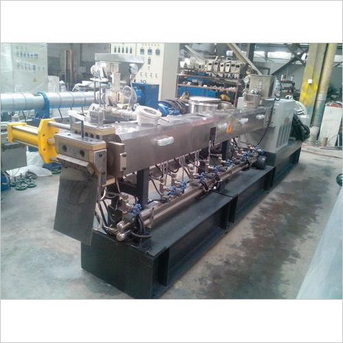 PP Filler Master Batch Machine