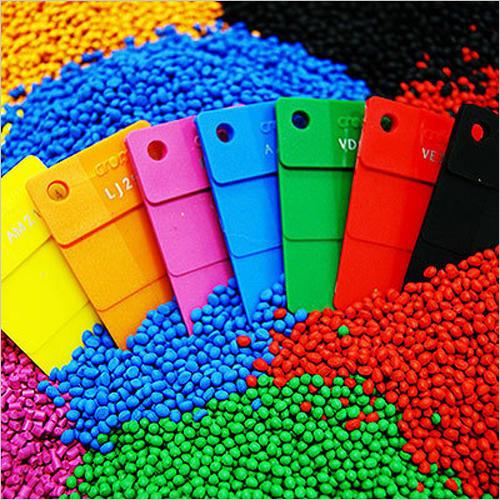 Color Masterbatch Granules