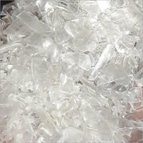 Transparent PET Flakes