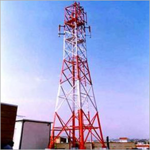Telecom Line Tower