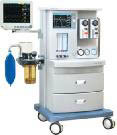 Anesthesia and Ventilator unit