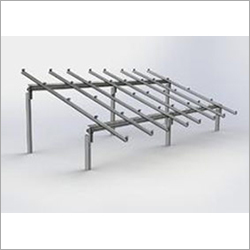 Industrial Solar Steel Structure