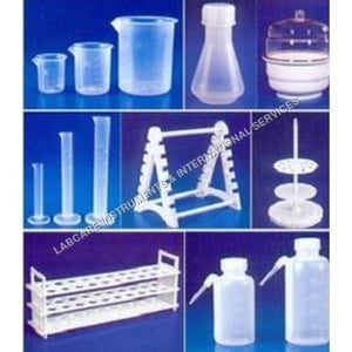 Plastic Beakers , Flask and Jugs