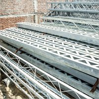 Railway Electrification Steel Structure