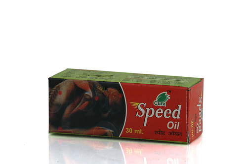 Speed oil