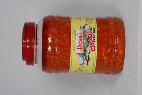 Mango Pickle 5 KG Pet Jar