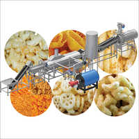 Fryums Fryer Machine