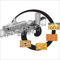 Dal Fryer Machine