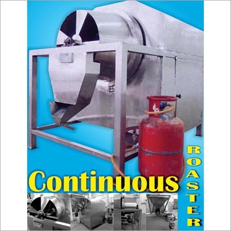 Industrial Roaster Machine