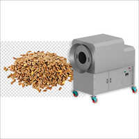 Flax Seed Roaster Machine