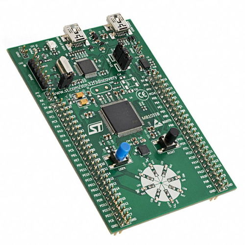 STM32 STM32F3DISCOVERY - Discovery Kit