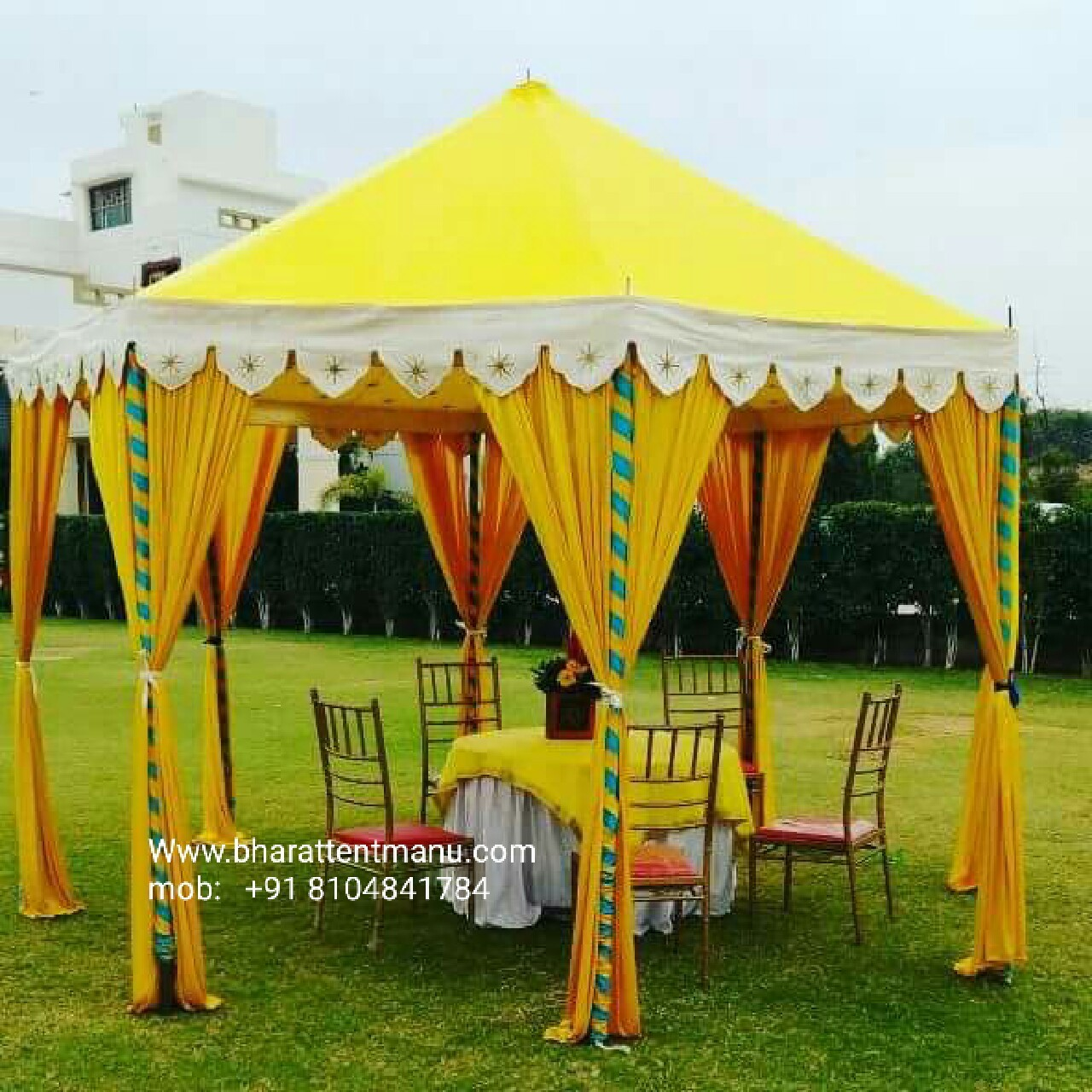 Portable Gazebo Canopy