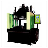 YH Series Rotary Vertical Injection Moulding Machine