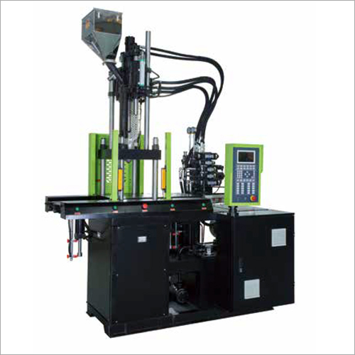 YH Series Double Slide Horizontal Injection Moulding Machine