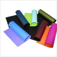 Colored Polypropylene Sheet