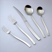 Stainless Steel Silver Cutlery Set