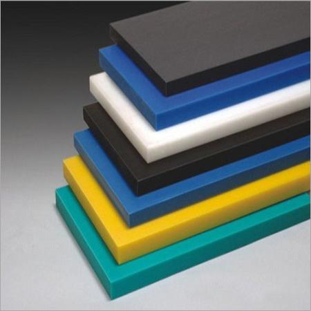 Plain HDPE Sheets