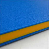 Plain HM HDPE Sheets
