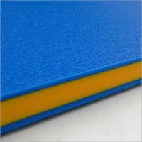 Plain HM HDPE Sheets