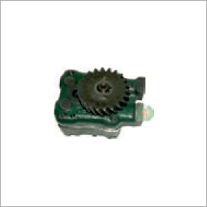 Oil Pump 4 Cyl