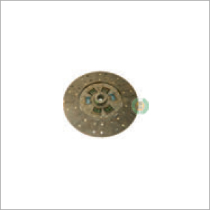 Clutch Plate 11 Inch Spring Type