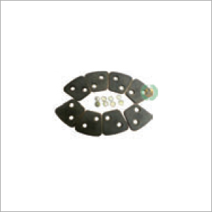 Clutch Plate Pad 4 Fan