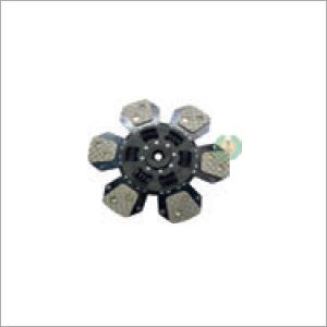 Clutch Plate 6 Fan
