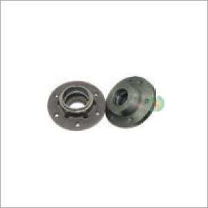 Front Wheel Hub 6 H Round Thread