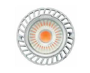 LED Modules with Integrated Optics and Heat Sink