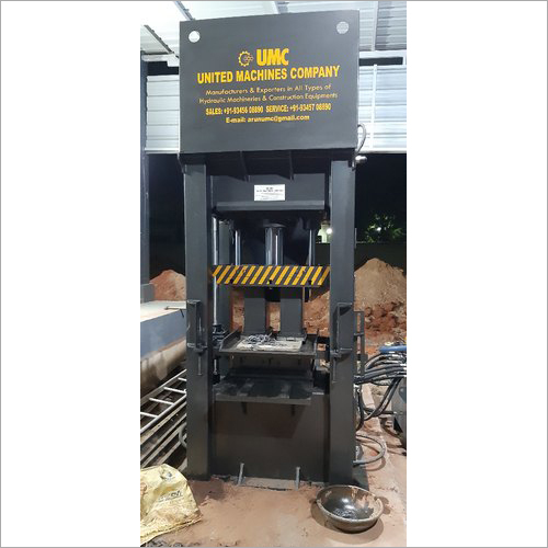 Fly Ash Interlock Wall Block Making Machine