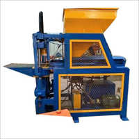 Hollow Interlock Block Making Machine