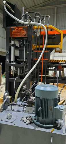 Automatic Eco Interlock Wall Blocks Making Machines