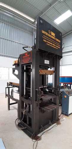 Automatic Fly Ash Brick Making Machine