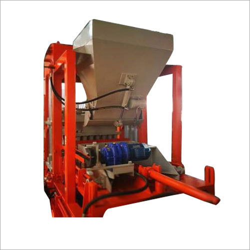 Fully Automatic Fly Ash Brick Machine