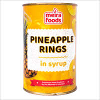 Pineapple Ring Juice