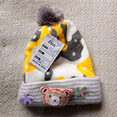 Optimum Warmth Baby Woolen Cap
