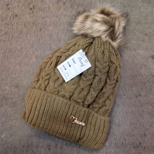 Handmade Baby Woolen Cap