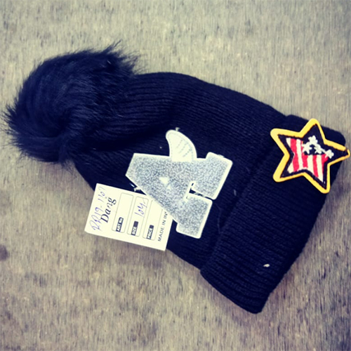 Baby Stylish Woolen  Cap