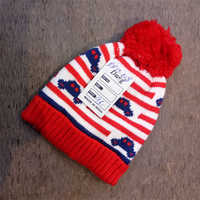 Children Woolen Cap