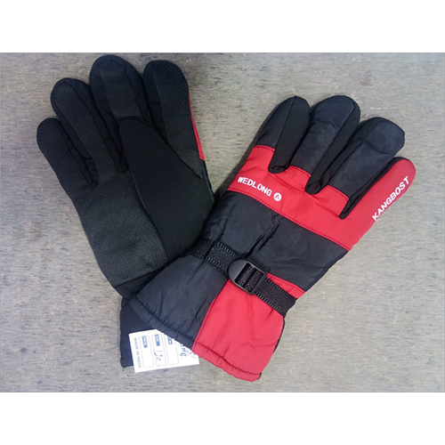 Mens Woolen Gloves
