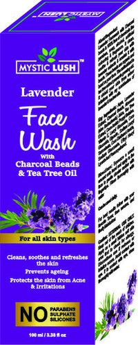 Face Wash packaging box